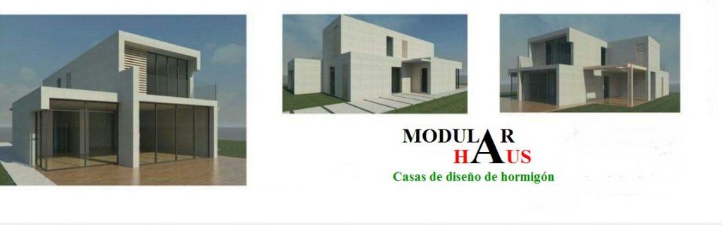 casas de dise o de hormig n. Black Bedroom Furniture Sets. Home Design Ideas